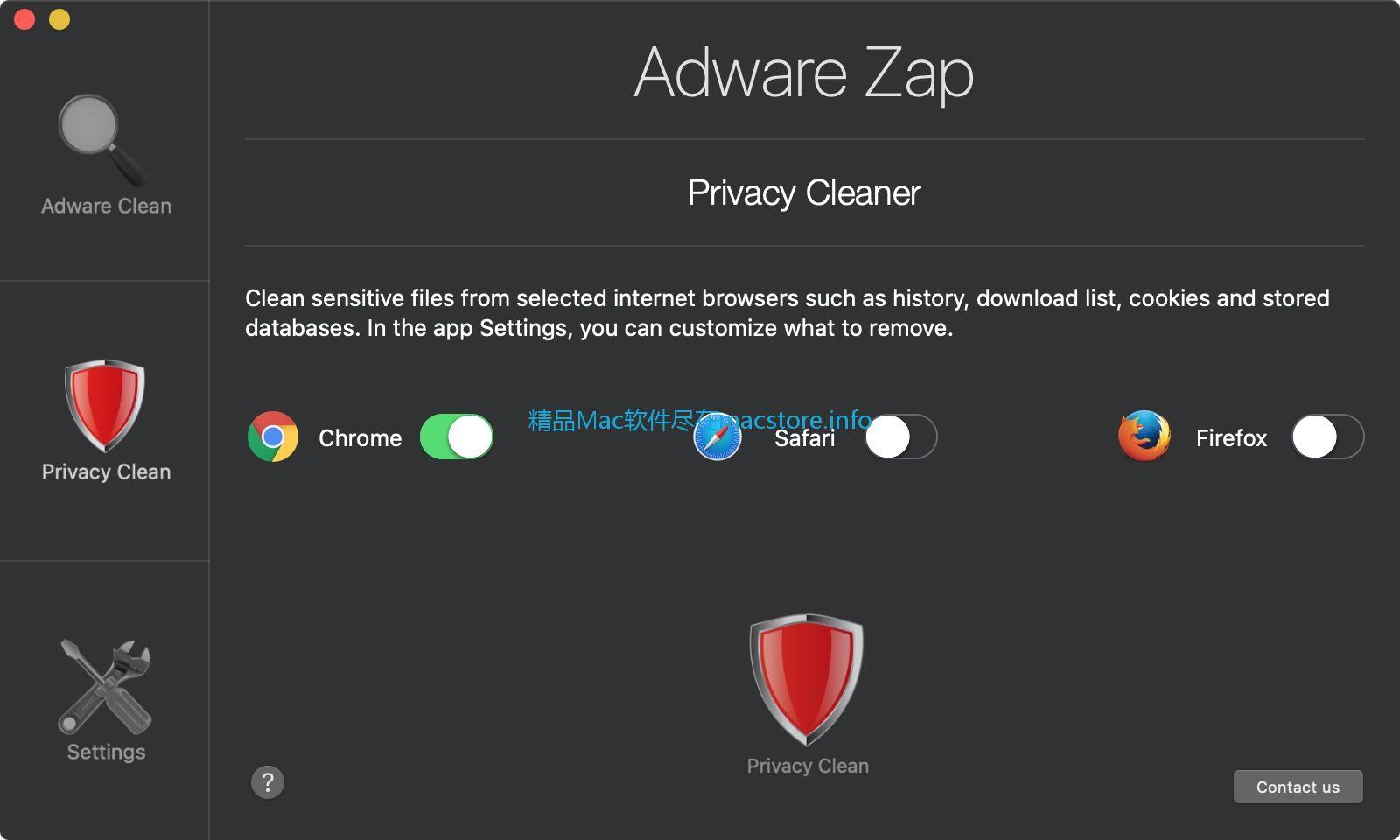 时刻保护您的隐私