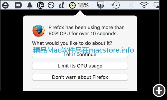 CPU使用超过阀值马上报警哦