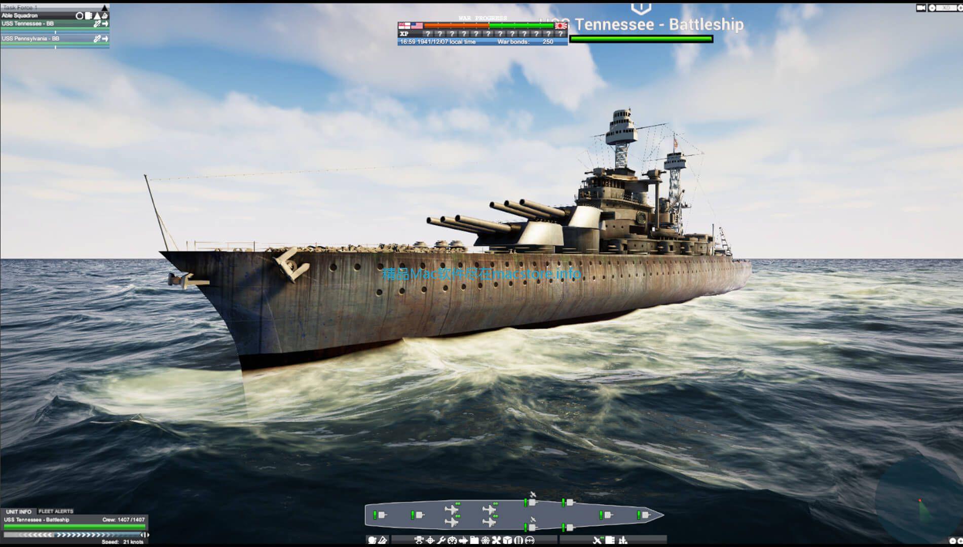 组建一支强大的海军部队吧