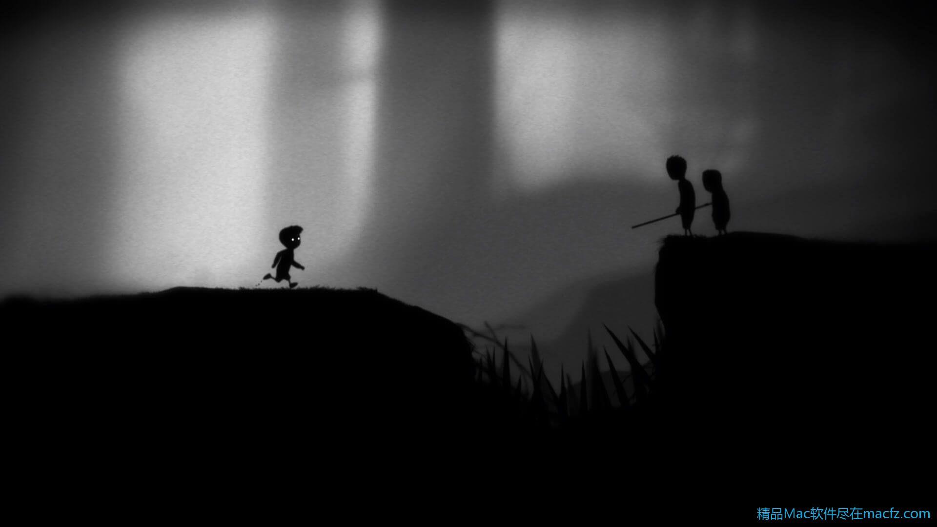 小男孩的冒险游戏