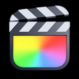 Final Cut Pro 10.5 中文版 Mac上FCPX经典视频剪辑软件